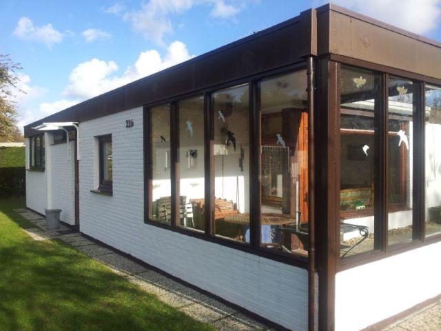 Windfang Ferienhaus Texelhaus De Parel