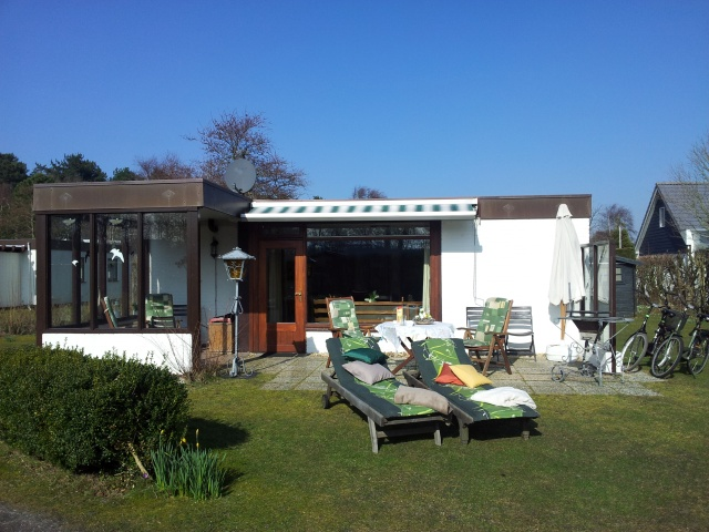 Ferienhaus auf Texel im Bungalow Park De Parel