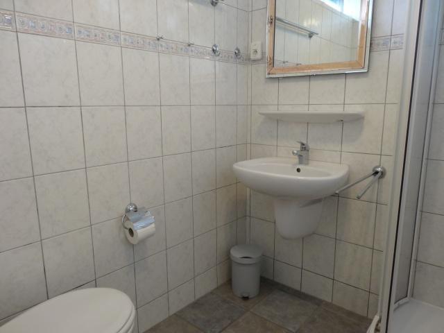 Grosses Badezimmer im Ferienhaus Texel