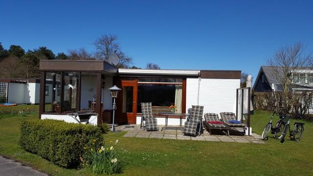 Bungalow im Ferienpark De Parel auf Texel