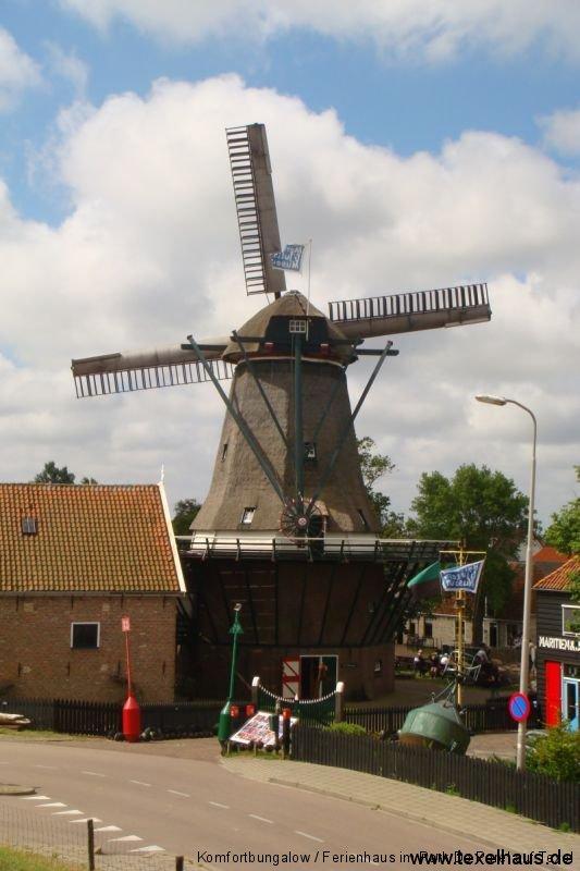 Ferienhaus_Texel_Windmühle